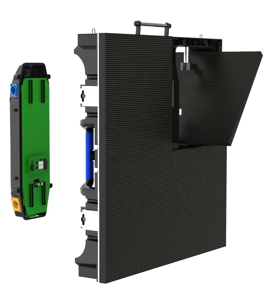 Stage Backdrop Modular LED Video Wall P3.9 P4.8 Outdoor LED Display <strong>Screen</strong> For Rental