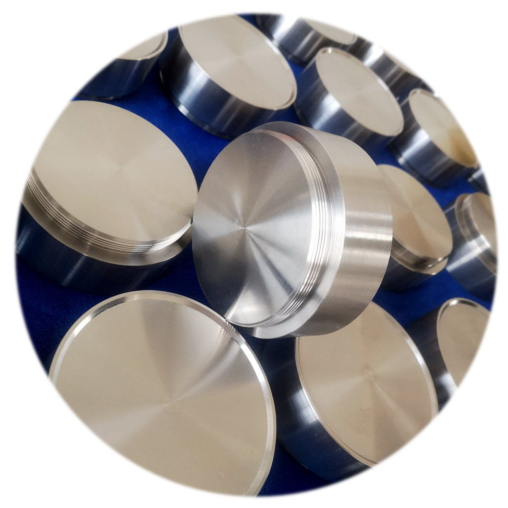 High pure 99.99% <strong>Titanium</strong> material Sputtering Target for pvd coating