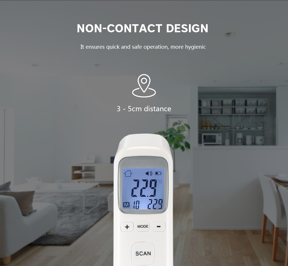 Multi-functions fever temperature baby infrared thermometer for energy digital thermometer infrared - KingCare | KingCare.net