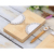 Arrivals notebook note book wooden bamboo reusable notebook with pen