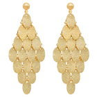 Trendy Fashion Jewelry women drop big chandelier earring for party