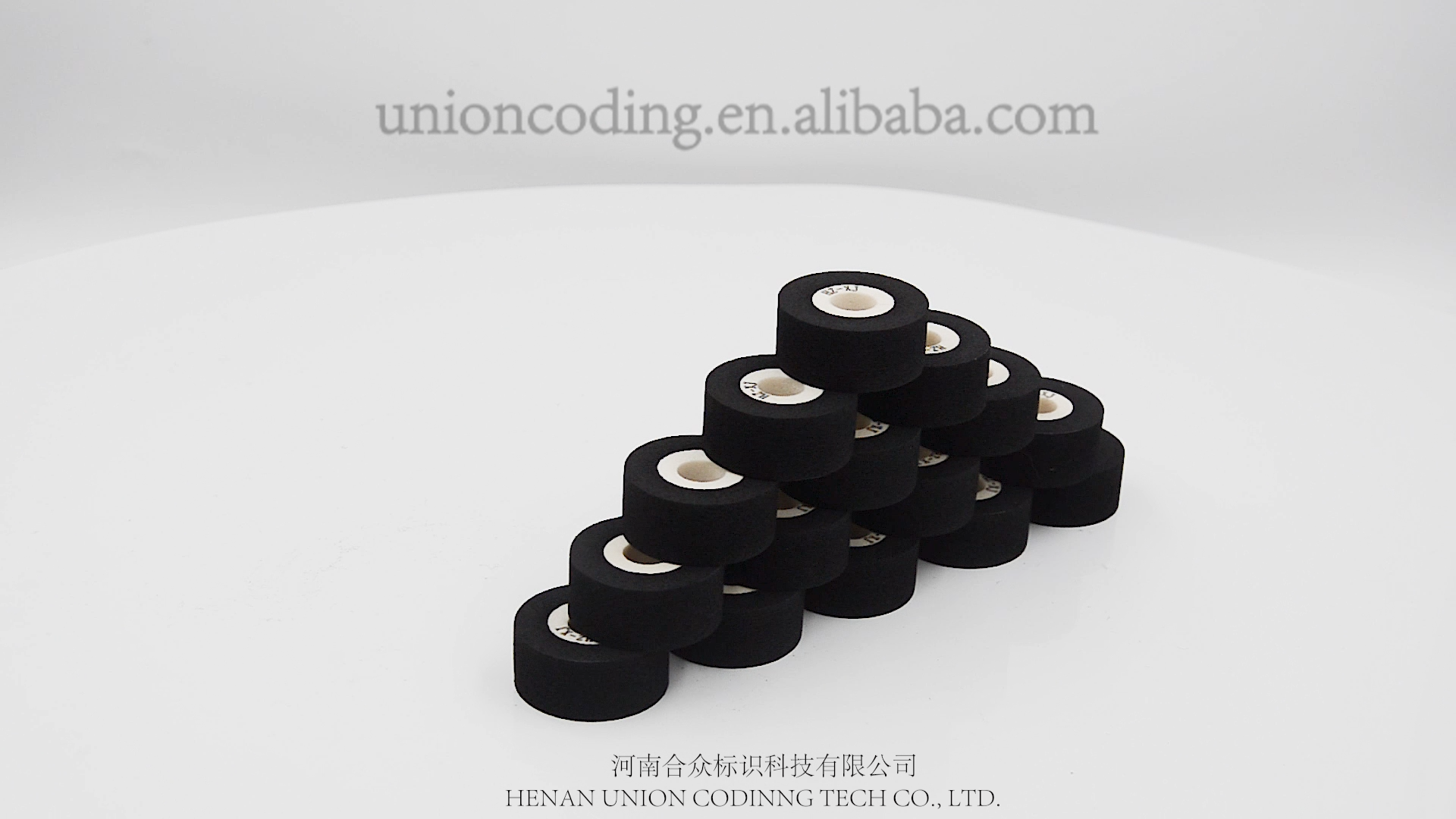Dia 36mm Height 16 32 36mm my380 380f hot melt printing solid coding black hot ink roller