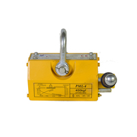 ISO9001 2200lb permanent steel lifting magnet with low price