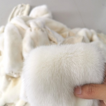 Animal fur for sale raccoon fur naturel fur fabric fox