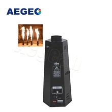 Dj Event Apparatuur 150 W DMX512 Fire Stage Flame Machine Met Afstandsbediening