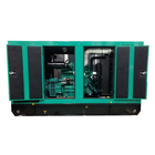 Silent Diesel Genset 145kw 180kva Power With Cummins Engine 6CTA8.3-G2 Super Silent Soundproof Ttraile Brushless Diesel Generators Genset Diesel