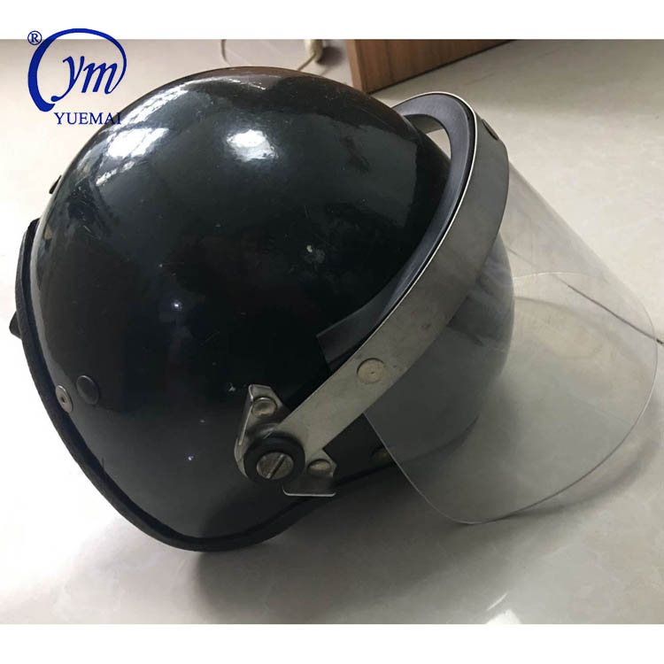 high quality yuemai Helmet Protective helmets Protective equipment SWAT Riot Helmet / For head protection, anti-violence hits