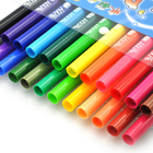 Custom Amazon hot sells Colorful Rainbow Spray Art Electric Airbrush Marker Set Refillable Ink Water Color Blow Pen