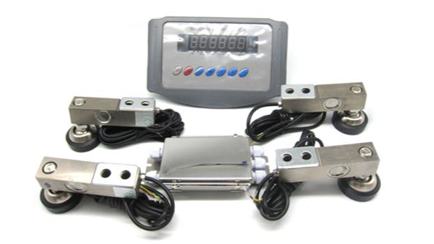 SC8320C Sàn Điện Tử Quy Mô Công Nghiệp 500Kg 1000Kg 2000Kg 2 Tấn 3000Kg Single-Ended Cắt Chùm Load Cell Giá