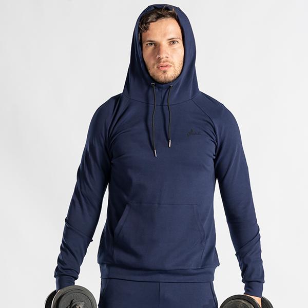 Langen ärmeln zwei tone multi farbige hoodie hoodies männer