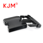 Luggage Buckle Plastic Luggage Buckle Heavy Duty Luggage Adjustable Plastic Side Release Buckle With 50mm Webbing