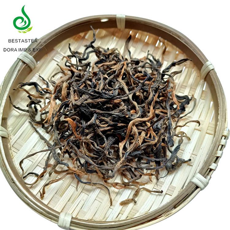 Natural Fermented Superfine Dianhong Maofeng Chinese Yunnan black tea - 4uTea | 4uTea.com