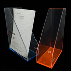 School Hot Selling Top Quality Acrylic Plastic Book Holder Apply To Home Office School