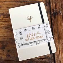 Блокнот в горошек для девочек, 160 страниц, размер 5,7 х8, 2 дюйма, 160 г/см, сверхплотная бумага, альбом для рисования для идеи(Китай)