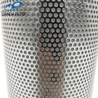 316L stainless steel perforated metal and wire mesh bucket filter / basket strainer