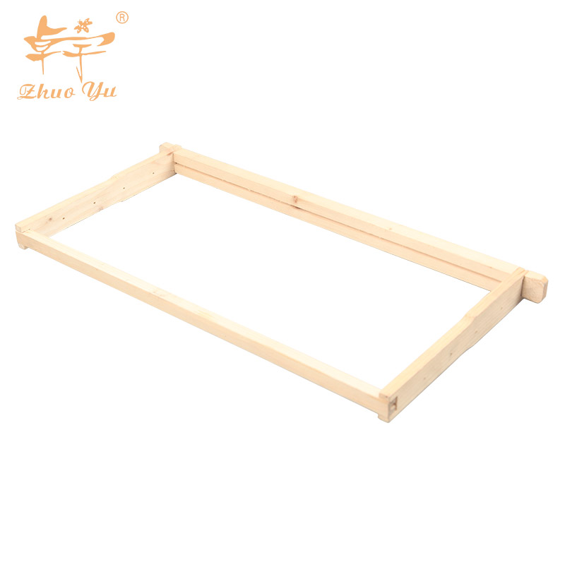 Best Price Assembly for Langstroth or National Hive Wooden Bee Frame on Big Discount