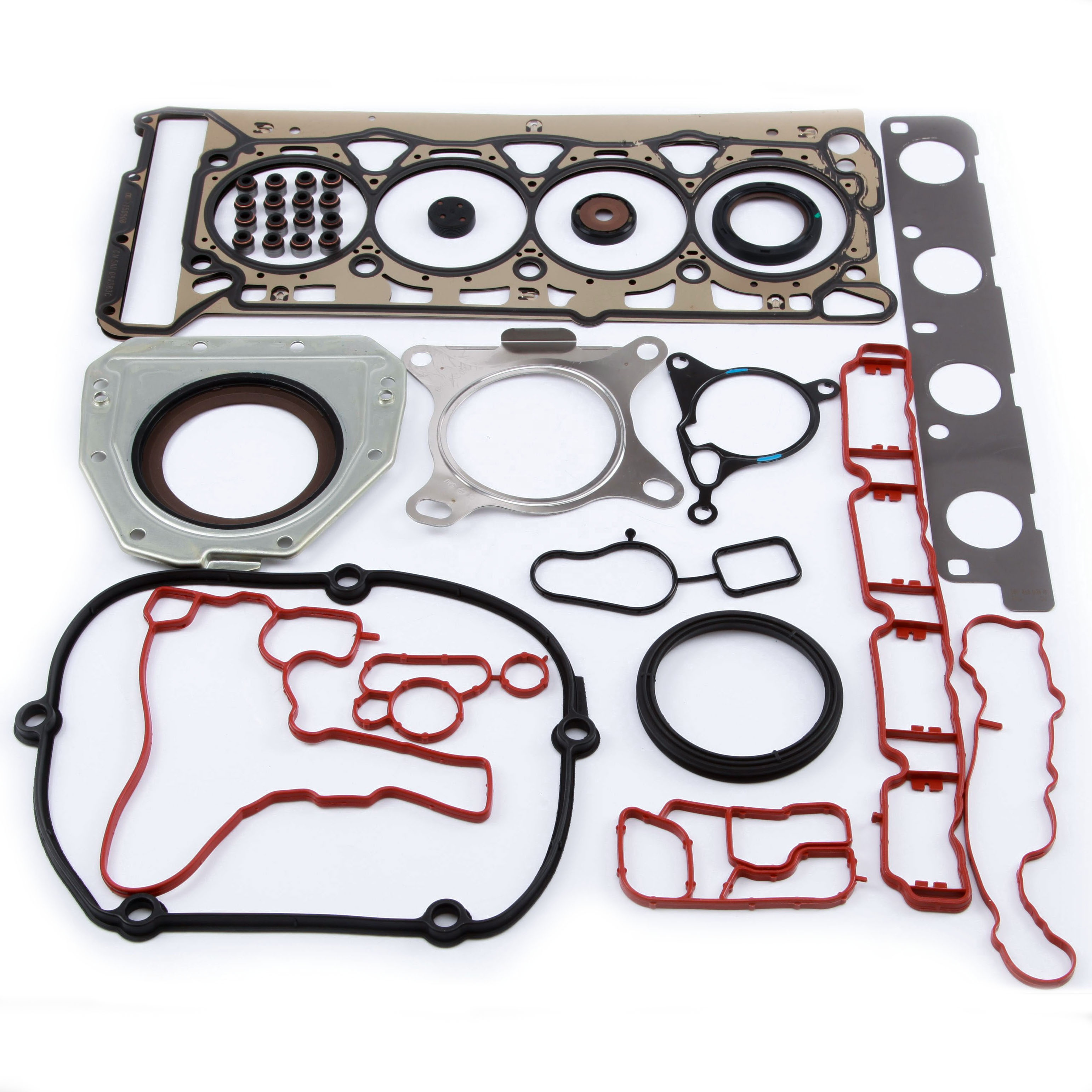 Engine Cylinder Head Gasket Oil Seal <strong>Repair</strong> <strong>Kit</strong> For Auid VW EA888 1.8TFSI 16V 06J103383D 06H103383AD