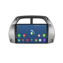 Wanqi 4G Lte 9 zoll Android 8 auto <span class=keywords><strong>dvd</strong></span> gps multimedia-player radio video audio Stereo navigation system für toyota RAV4 2001-2006