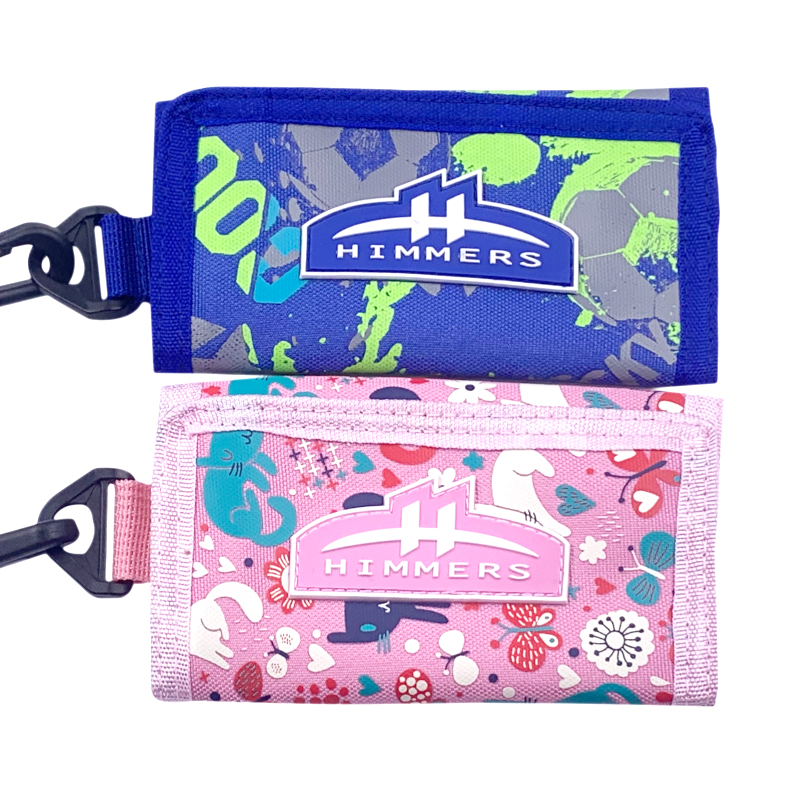 Lovely Wallet Card Bag for Children Promotional Birthday Gift Animal Printing Purse for Kids