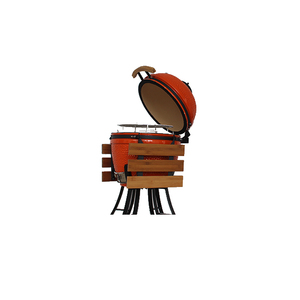 Outdoor Patio Furniture Stone Bake Barbecue Grill Wood Fired Pizza Oven