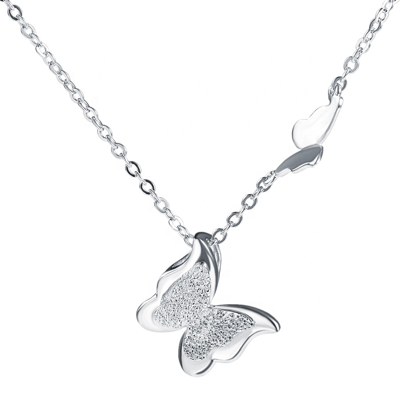 925 Silver Butterfly Shaped Necklace For Girls Buy Butterfly Shaped Necklace Girls Butterfly Necklace Choker Necklaces Product On Alibaba Com