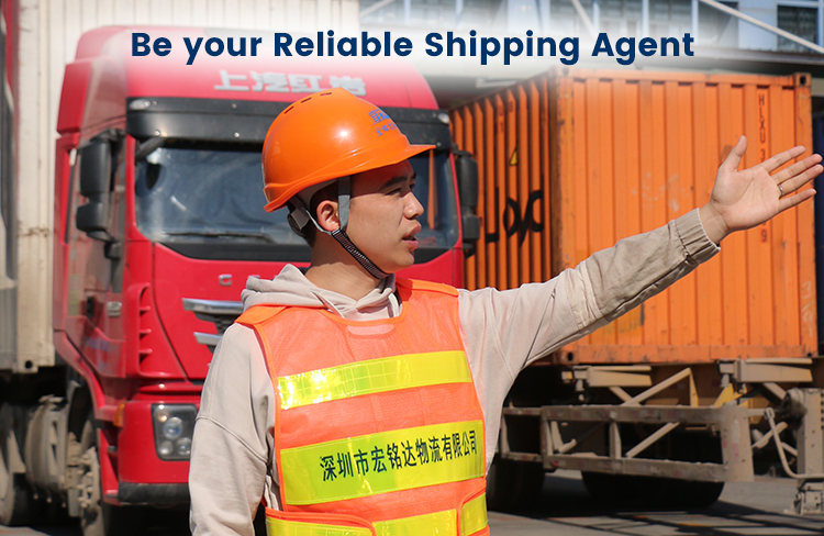 Door to door sea shipping rates from China Shenzhen Guangzhou to Oakland USA customs declaration