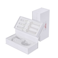 Factory private label FDA approved home teeth whitening LED kit