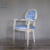 New Design Hot Selling New Model Dining Chair,linen Dining Chair Slipcovers,chair Dining
