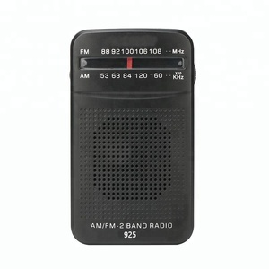 Portable Radio  Home Radio FA AM Transmitter Equipped With A 3.5 mm Headphone Jack