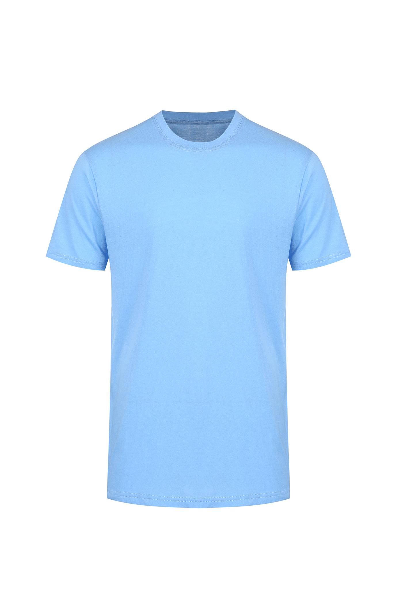 Zeefdruk T-shirt, Blanco T-shirt Geen Label