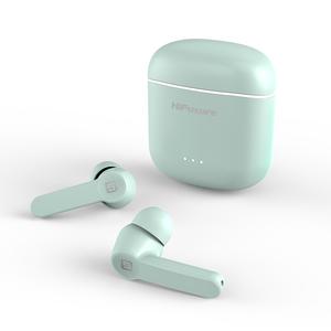 Cheap hifi earphone headphone wholesale oem earbuds handsfree headset wireless earphones with mic