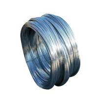 Single-wire stainless steel galvanized steel wire