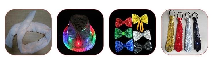 Varita giratoria de acrílico 3D stereogram sin música LED/juguete giratorio con luz intermitente/Palos de juguete festivos