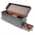 China high quality leather custom handmade christmas wine and chocolate gift box
