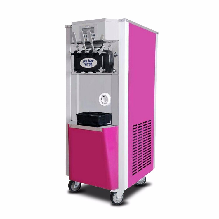 BQL-308 commercial stainless steel frozen yogurt soft <strong>ice</strong> <strong>cream</strong> making <strong>machine</strong> with 3 flavors <strong>ice</strong> <strong>cream</strong> <strong>machine</strong> for sale