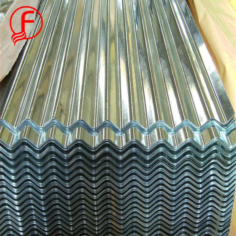 Vente chaude tôle de calibre 28/gauge30/guage29 galvanisé de fer de toiture tôles d'acier en acier galvanisé bobine avec prix bas