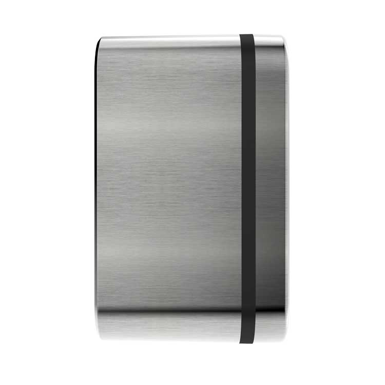 POWER rust-proof AISI 304 stainless steel air mini portable hand dryer
