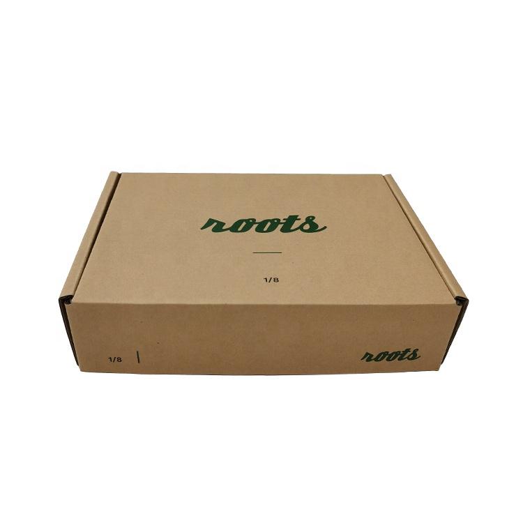 clothing mailing box