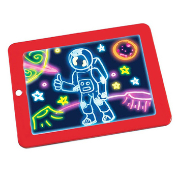 Magic Pad Lcd Writing Digital Paper Tablet Graphic Blackboard Tavoletta Grafica Led Drawing Board For Kid