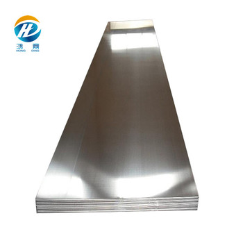 High Quality 5083 Marine Grade Aluminum Sheet For Shipbuilding