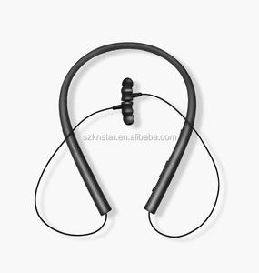 Amazon hot cheap price Neckband stereo headphones enjoy wireless sports headphones P-200