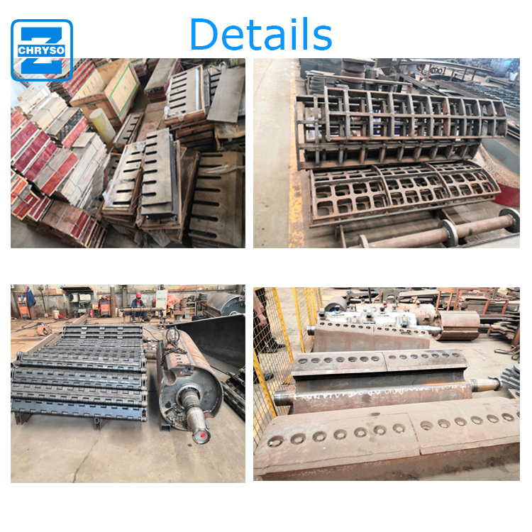 wood pallets shredder used templates crusher crushing machine