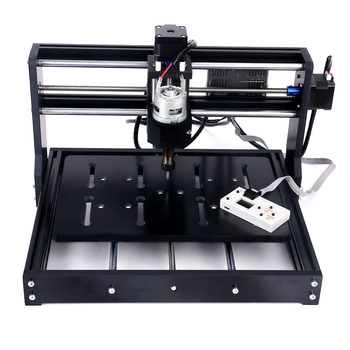 High Performance 2 in 1 cnc router mini machine 3020 Desktop Portable Engraving Machine Affordable Price