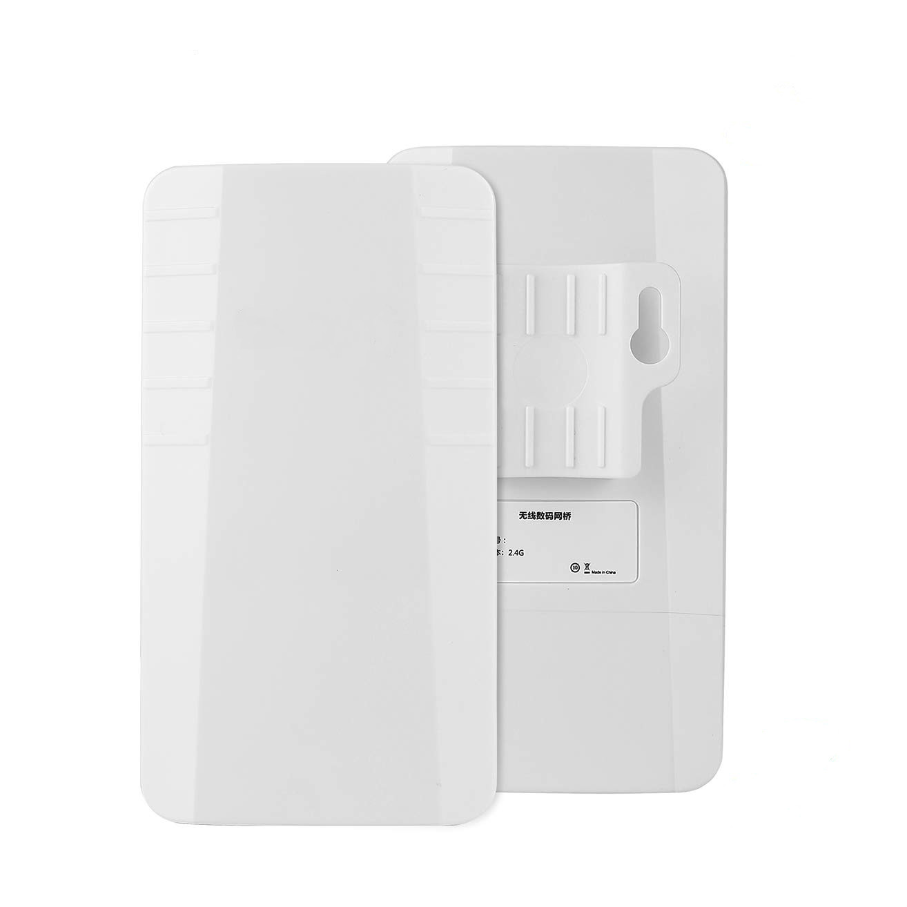 Sailsky 2.4G 300Mbps Pre-configured CPE Kit Indoor Outdoor point to point 1-3KM wireless bridge AP
