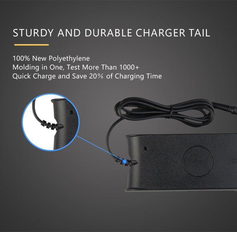 Charger Laptop Parts 19.5V 4.62A 90W DC to AC Laptop Adapter 7.4*5.0mm Tips For Dell PA-10 PA-3E with Safety Mark