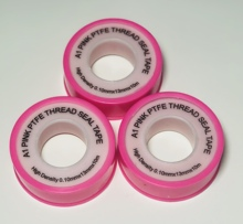 Pompa segel ptfe tape jumbo roll 12mm * 0.1mm * 0.25g/cm3