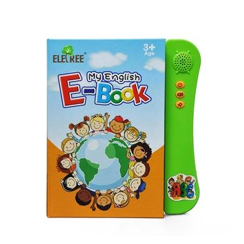 ELETREE best seller kids educational sound book soundbook first step write wipe abc sound 100 noisy sounds