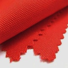 Textile 100% Polyester China Supplier Red Oxford Fabric for Bag