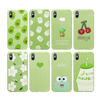 New Wholesale Cute TPU Design For Iphone Mobile Phone Case