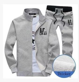 Casual Tracksuit Men Sweatshirts Slim Men Set Pants Suits Solid Long Sleeved Male Clothing Sweater and Pants Men Sportswear 2019